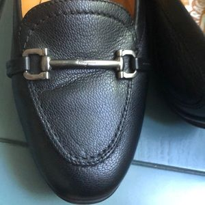 Salvatore Ferragamo Shoes - Salvatore Ferragamo leather driving loafers